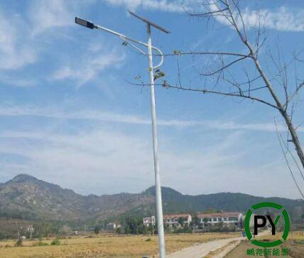 太阳能路灯安装技巧