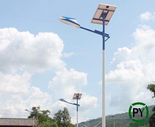 抓住关键做好农村太阳能路灯防盗工作