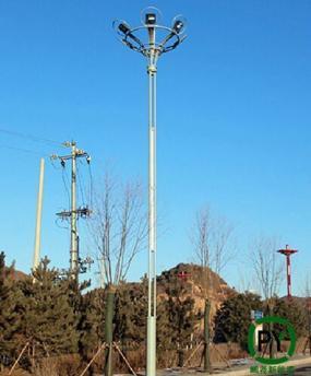 唐山10米高杆灯