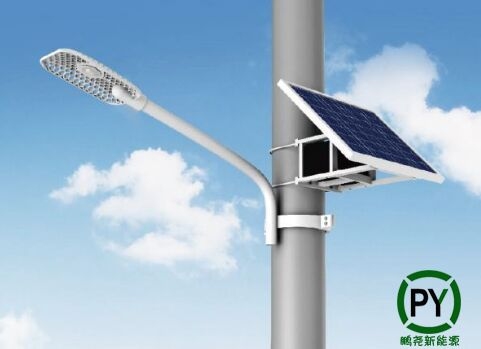 水泥杆太阳能路灯