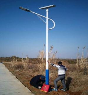 过了质保期还能找太阳能路灯厂家维修吗