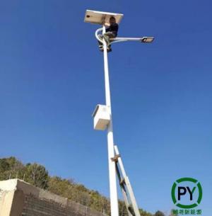 传统路灯如何改装成太阳能路灯