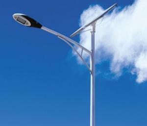 甘肃30瓦太阳能路灯样品已发货