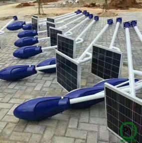 保定定兴农村6米太阳能路灯
