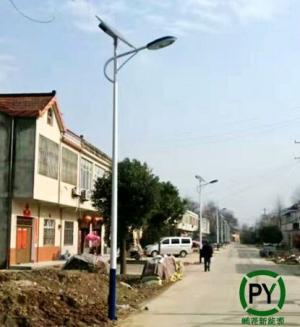 新农村建设太阳能路灯当然要选性价比高的