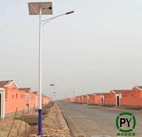 6米厂区太阳能路灯