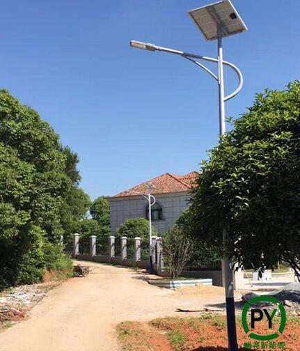 农村太阳能路灯维护