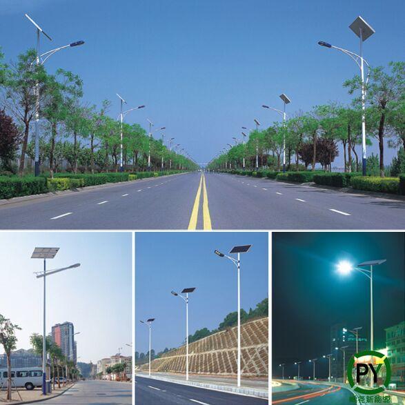 北京太阳能路灯案例