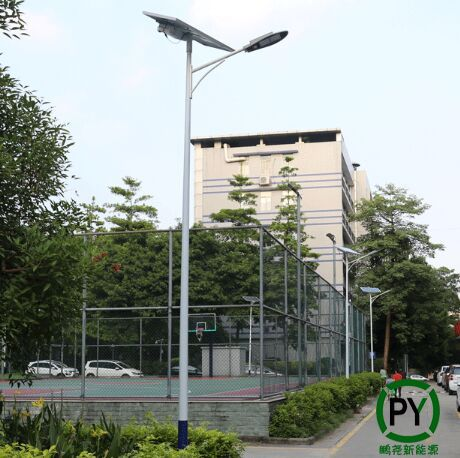 城市太阳能路灯