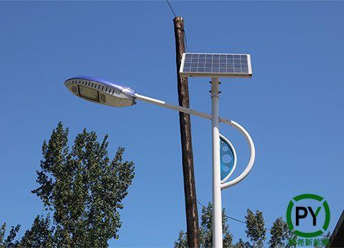 张家口农村太阳能路灯