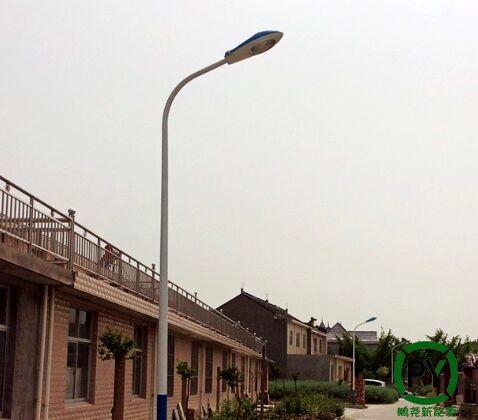 农村6米路灯