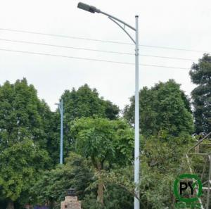 农村led路灯这么装便宜又好用