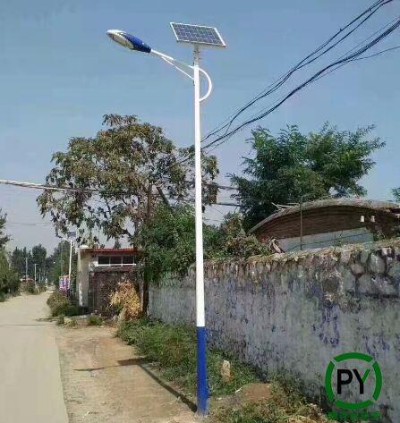 农村太阳能路灯选购误区你中了几个