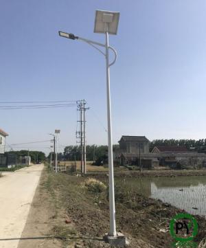 沧州农村太阳能路灯安装为何受欢迎