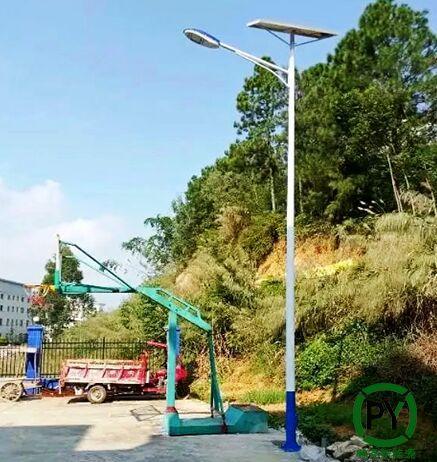 大同农村太阳能路灯