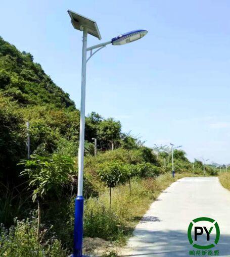 朔州农村太阳能路灯