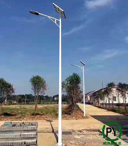 运城6米太阳能路灯