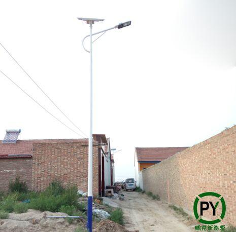 长治农村太阳能路灯