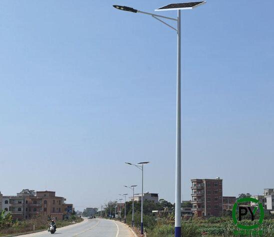 晋城6米太阳能路灯