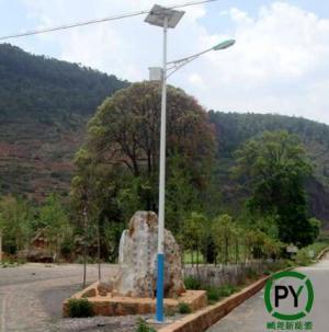 廊坊太阳能路灯农村装能用多久