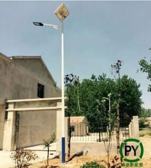保定新农村建设太阳能路灯装几米合适