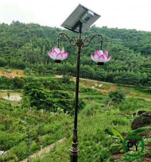 农村太阳能路灯选购你多花冤枉钱了吗