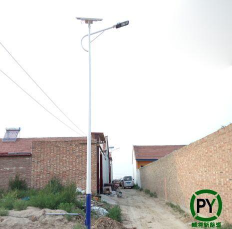 廊坊农村6米太阳能路灯