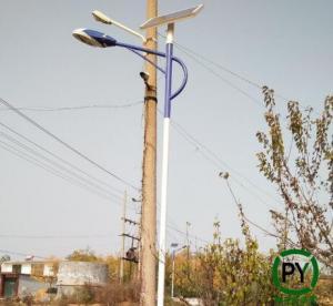 邯郸6米太阳能路灯美丽乡村受欢迎