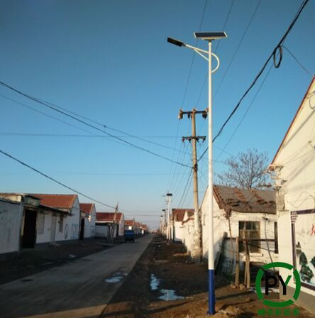 衡水农村太阳能路灯安装