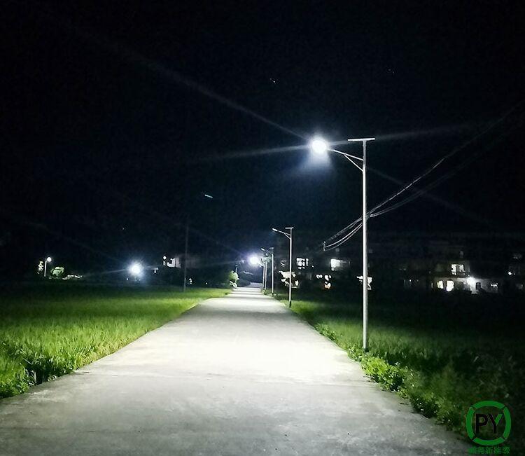 新农村太阳能路灯乡村节能看我的