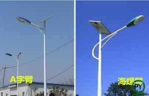 衡水农村太阳能路灯6米杆来厂订货