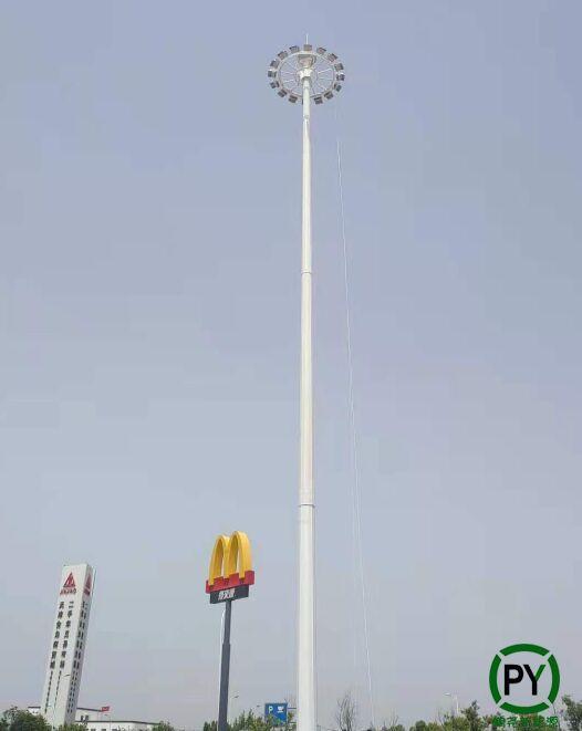 天津25米led高杆灯