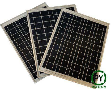 太阳能路灯电池板质量好不好怎么区分