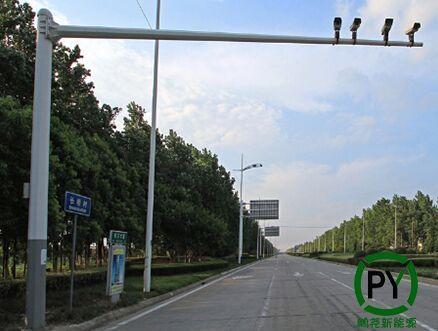 6米道路监控杆