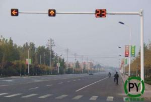 道路监控杆安装这些细节要注意