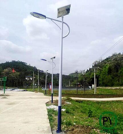 沧州太阳能路灯安装