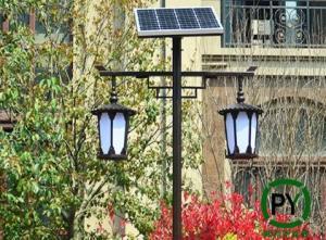 太阳能庭院灯杆哪种材质比较好怎么选