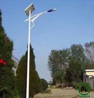 农村想安太阳能路灯要什么条件吗
