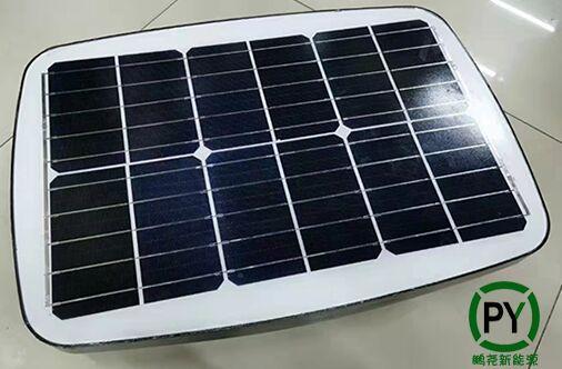 太阳能庭院灯电池板